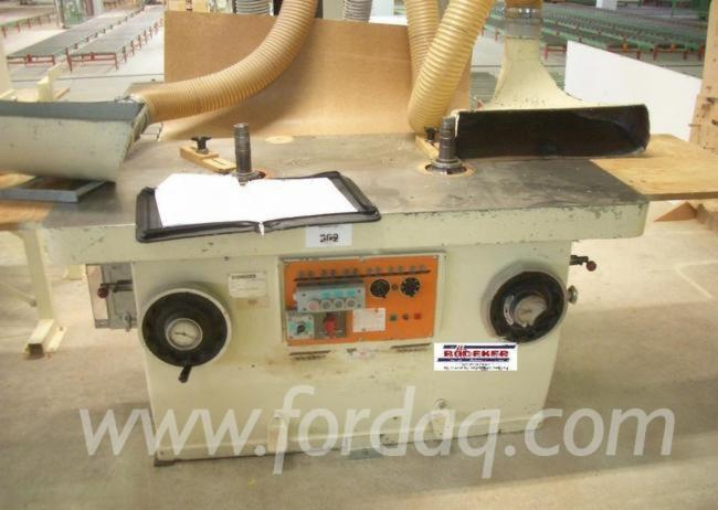 Single-spindle-Moulders-Schneider-SK-02-Polovna
