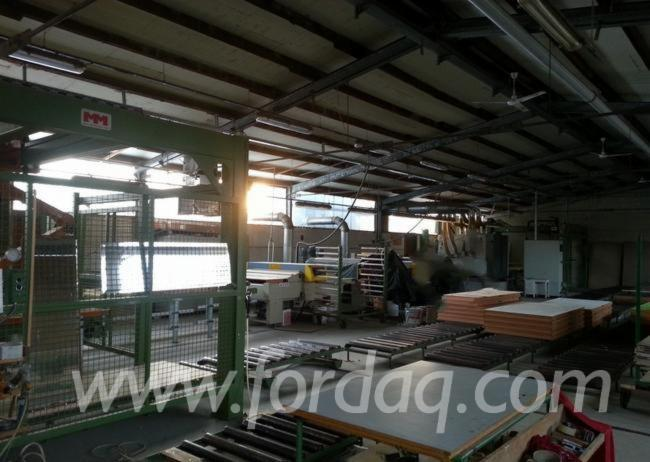 Used-Walzlackstrasse-Viet-Giradina-U-1996-Complete-Production-Line---Other-For-Sale