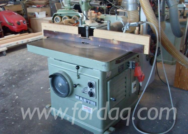 Single-spindle-Moulders-Martin-T-25-Polovna