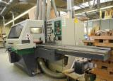 Used Vierseitenhobel Profimat 23 1999 Moulding Machines For Three- And Four-side Machining For Sale Germany