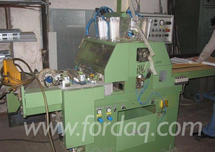 Used-HUSER-ZIZU-500-1995-Veneer-Production-Machines---Veneer-Processing---Other-For-Sale