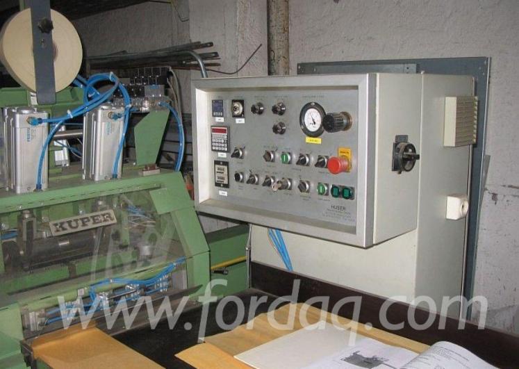 used huser zizu 500 1995 veneer production machines veneer processing other for sale germany - Japanische Huser