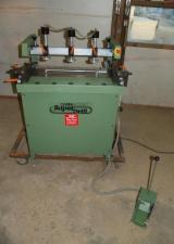 Used Gannomat Super Drill Long Hole Boring Machine For Sale Germany