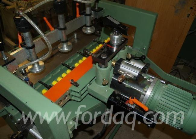 Used Gannomat Super Drill Long Hole Boring Machine For Sale