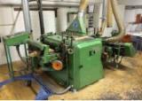 Vend Machines À Fraiser Sur Trois Ou Quatre Faces (moulurière) Kupfermühle Vuin 605 Occasion Allemagne