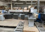 HOLZMA Woodworking Machinery - Used Holzma HPP 82/43 2001 Horizontal Panel Saw For Sale Germany