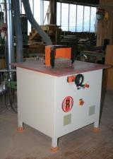 Venta Lijadoras Para Trabajar Cantos, Rebajos Y Perfiles Kantenschleifmaschine H-25-1-350 Usada 2000 Alemania