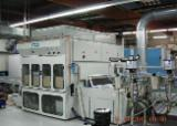 Venjakob Woodworking Machinery - Used Venjakob U 2002 Spraying Booths For Sale Germany