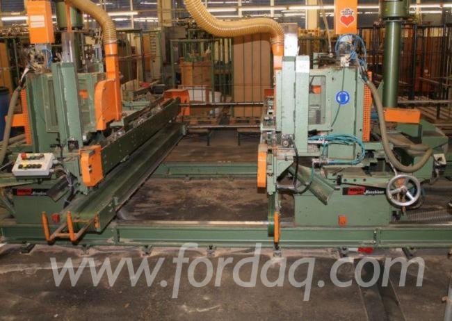 Used-Koch-SBD-30-A-1991-Boring-Unit-For-Sale