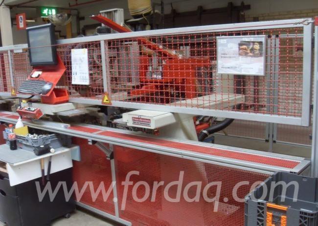 Used-Priess-Und-Horstmann-BAT-III-CNC-1996-Boring-Unit-For-Sale