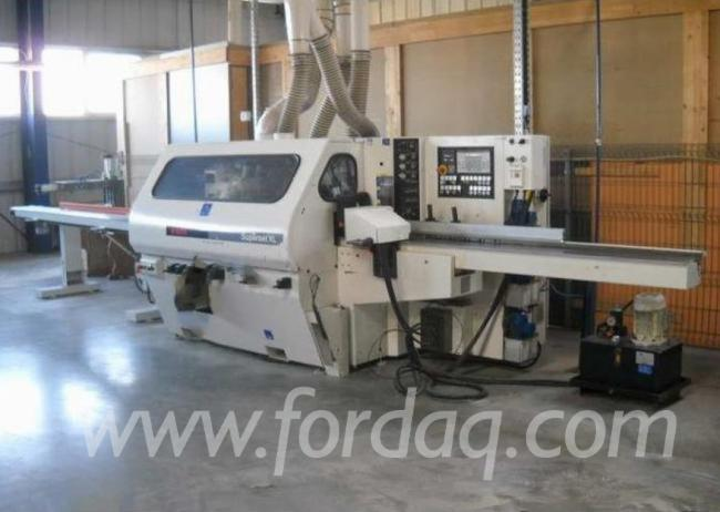 Used-SCM-Superset-2005-Moulding-Machines-For-Three--And-Four-side-Machining-For-Sale