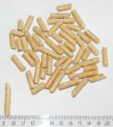 Kiefer  - Rotholz Holzpellets 6 mm mm