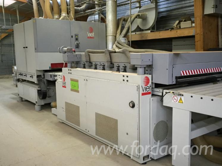 Gebraucht-VIET-CHALANGE-333-VALERIA-Schleifmaschinen-Mit-Schleifband-Zu-Verkaufen