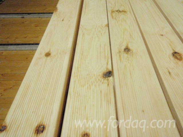 Çam - Redwood, Kaymayan Deck (Tek Taraf)
