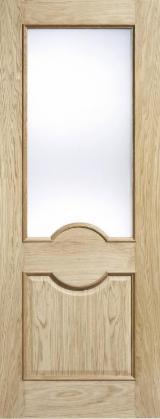Двері, Вікна, Сходи - Азіатська Листяна Деревина, Двері, Деревина Масив, Bangkirai , Meranti, Light Red , Тікове Дерево