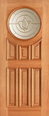 Двері, Вікна, Сходи - Двері, Фанера, Дійсна Лісова Фанера