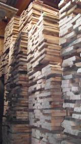Laubholz  Blockware, Unbesäumtes Holz - Buchenschnittholz unbesäumt