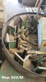 Gebraucht CAPE Caroussel 1999 Palettenzuschnittanlage Zu Verkaufen Frankreich