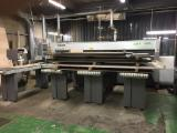 For sale, BIESSE digital command sawing line