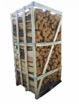 PEFC/FFC Certified Firewood, Pellets And Residues - Oak Firewood on Pallet