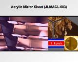 Interior Furniture - Acrylic (PMMA) Mirror Sheet (JLMACL-003)