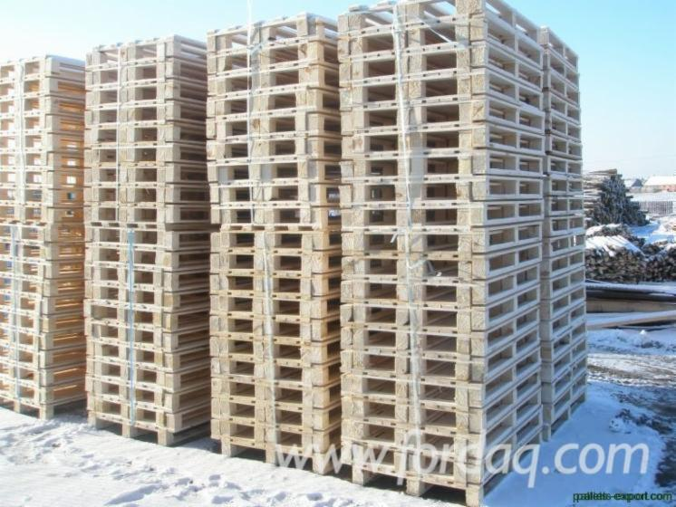 New-Wooden-Pallets-Available