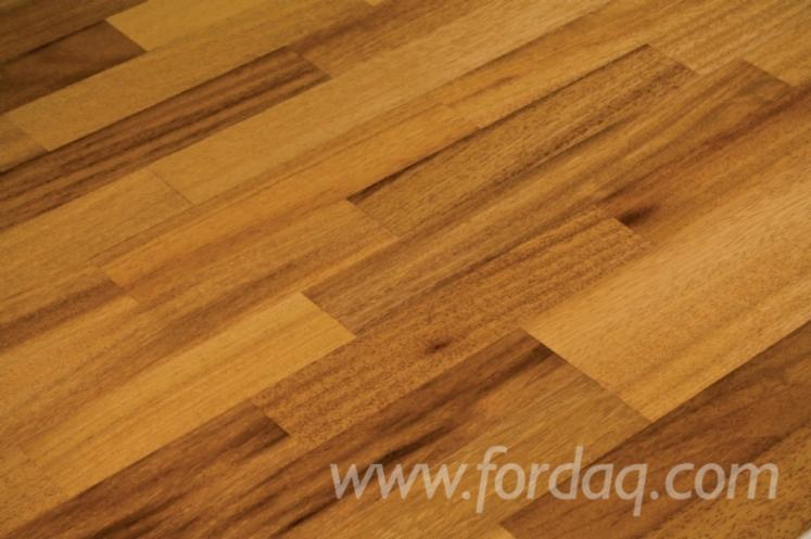 Iroko/Plywood Flooring