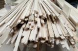 批发木材墙面包覆 - 护墙板,木墙板及型材 - 实木, 泡桐, 模制