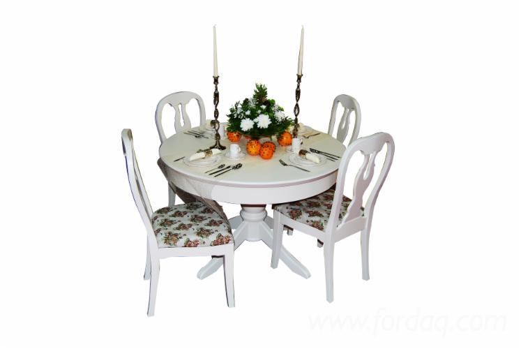 Fir Contemporary Dining Room Sets MILANO