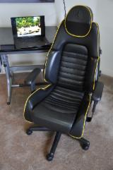 Find best timber supplies on Fordaq - Ferrari 360 Spider Leather Car Seat Executive Manager Office Gaming Race Chair----$2000usd
