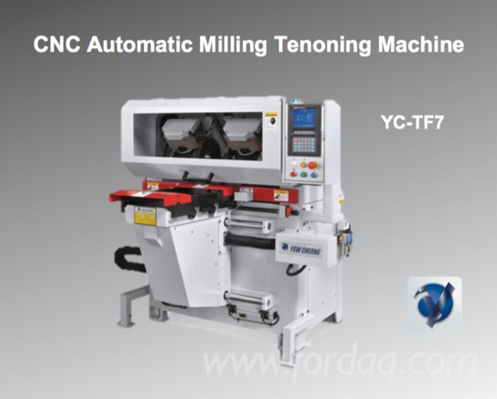 CNC Automatic Milling Tenoning Machine (YC-TF7)