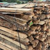 Firewood, Pellets And Residues - Oak firewood cleaved, Big quantities available