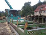 null - Vand Echipament Pentru Manevrat Busteni Baljer & Zembrod Folosit Polonia