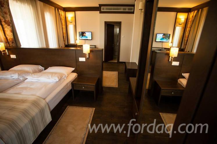 Hotelzimmer, Zeitgenössisches