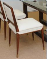 Dining Chairs Dining Room Furniture - Selling Oak/Fabric Dining Chairs