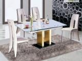 Négoce International De Meubles De Salle À Manger - Vend Ensemble Table Et Chaises Pour Salle À Manger Design Feuillus Européens Acacia