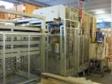 null - Used Sergiani 1999 Laminated Wood Press For Sale Italy