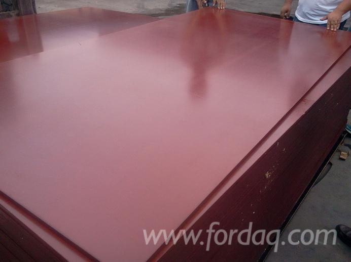 Best-Prices--Red-Film-Faced-Plywood--Two-Times-Hot-Pressed