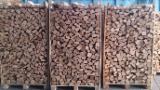 Ogrevno Drvo - Drvni Ostatci - Bukva, Grab, Hrast Drva Za Potpalu/Oblice Cepane Češka Republika