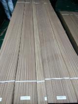Sliced Veneer - Q/C(Quarter Cut) Sapelli Veneer, Rift Cut, 0.45-1.0 mm thick