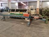 Fordaq wood market - Complete line for Moulder machine brand Weinig Model Profimat 23P axes 6+1