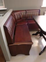 Kitchen Furniture For Sale - Maple Kitchen Benches / Corners