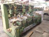 Sabit Işlemeler Için Üniversal Çok Kafalı Delme Makineleri Foratrice A 6 Testine Multimandrino A 9 Punte Used İtalya