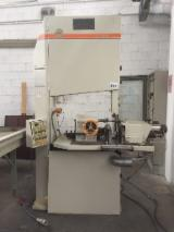 Woodworking Machinery - Self-centering feeder band saw brand Meber SR-900