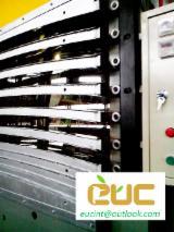 Strojevi Za Obradu Drveta - Presa (S Automatskim Punjenjem Za Furniranje Ravnih Površina) EUC Nova Kina