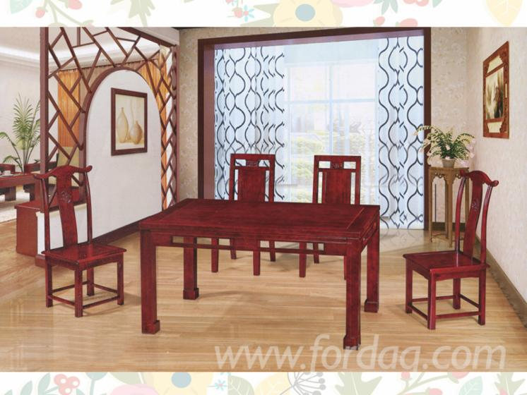 vend ensemble de salle manger design feuillus asiatiques. Black Bedroom Furniture Sets. Home Design Ideas