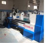 Lathes - CNC wood turning lathe machine with carving engraving spindle