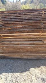 Cherry  Unedged Timber - Boules for sale. Wholesale exporters - Loose Cherry Planks, 32 mm thick