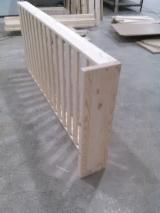 Holz Komponenten Kiefer Pinus Sylvestris - Föhre Zu Verkaufen - Europäisches Nadelholz, Massivholz, Kiefer  - Föhre