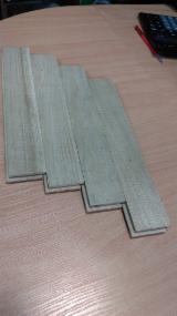 Flooring and Exterior Decking - Oak, On Edge